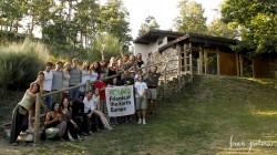Encuentro Amigos de la Tierra Europa en As Corcerizas