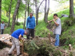 Voluntariado Ambiental en As Corcerizas