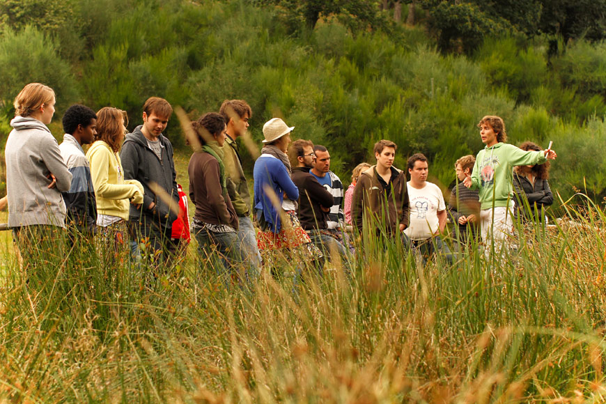 Training Center and Environmental Education in As Corcerizas