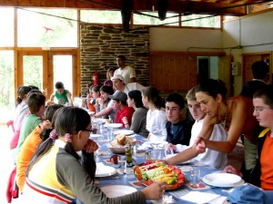 Sustainable Food in As Corcerizas